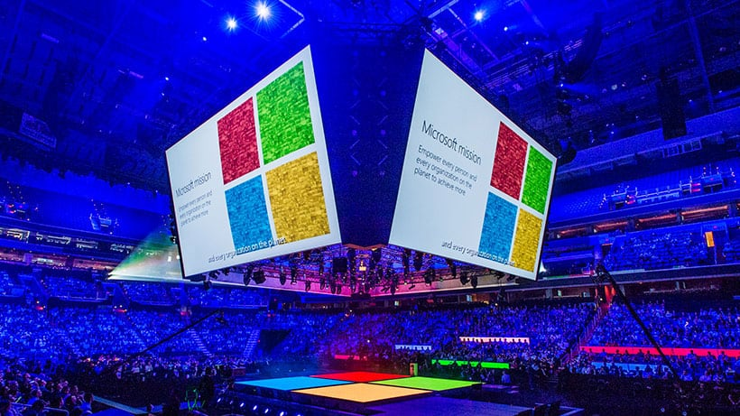 Inspirational News About the Growing Cloud at Microsoft Inspire 2017